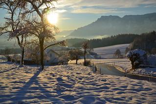 Dream winter in Bavaria