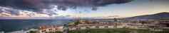 panoramica nublada (josmanmelilla) Tags: melilla nubes cielo atardecer pwmelilla flickphotowalk pwdmelilla pwdemelilla sony mar agua