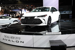 IMG_3342: 2019 Avalon (i_am_lee_sam) Tags: 2019 toyota avalon sedan naias north american international auto show detroit mi cobo center