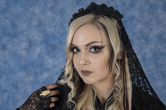 20180122_004 - Kate (David-Hall) Tags: goth woman kate studio