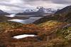 Lofoten Hues (Appalachian Hiker) Tags: winter lofotenislands lofoten ocean sea mountains bay ice sky norway