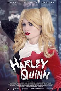 Irina Harley Quinn - Poster