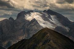 It looks like the right path (luigig75) Tags: marmolada mountains snow glacier alpi dolomiti italia italy 70d canon 70200f4l canonef70200mmf4lusm mountain ghiacciaio