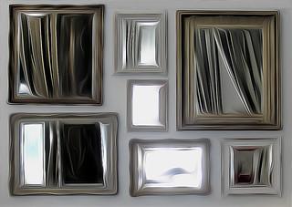 Los espejos no tienen ideas preconcebidas