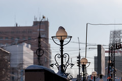 CityScape (Alexis2k) Tags: streetphoto streetphotofraphy streetlamps cityscape winter 70300mm tamron70300mm tamronsp70300mmf456divcusd tamronspaf70300mmf4056divcusd tamron