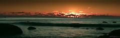 Gathering Light (m_gleckman) Tags: sun sunrise beach coast newhampshire nh 603 pentax k3 coastline newengland seascape