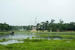 H505_3685 (bandashing) Tags: monsoon lush green countryside rural village water boat flood banaihoar osmaninagor balagonj madubpur khadimpurkhal river sylhet manchester england bangladesh bandashing aoa socialdocumentary akhtarowaisahmed
