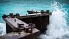 Lake Breaker - Explored (mjhedge) Tags: pointbetsie lakemichigan michigan puremichigan water wave breaker inexplore