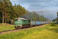 ST44-089 by malard97 - ST44-089, 28.06.2017, Szczepki - Płociczno koło Suwałk