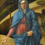 BELLINI Giovanni,1465-70 - Le Calvaire (Louvre) - Detail 03 thumbnail