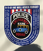 NYPD Emergency Service Unit (ESU) 9/11 Remembrance Decal (NY's Finest Photography) Tags: highway patrol state nypd fdny ems police law enforcement ford dodge swat esu srg crc ctb rescue truck nyc new york mack tbta chevy impala ppv tahoe