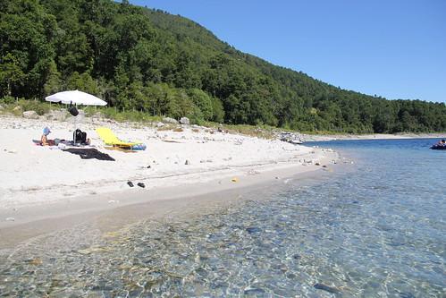 Lago Caburga Playa Secreta