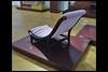 reclining chair 02 1913 iribe p (gemeentemuseum den haag 2017) (Klaas5) Tags: vormgeving ©picturebyklaasvermaas gemeentemuseumdenhaag expositie tentoonstelling nederland netherlands niederlande holland prewardesign artdecoexhibition artdeco furniture meubel chair stoel ligstoel recliner