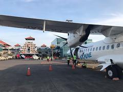 Bali to Labuan Bajo (Laika ac) Tags: indonesia bali denpasarairport airport baliairport
