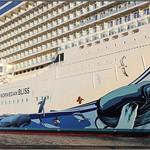 Hull of Norwegian Bliss in Papenburg - 9 thumbnail