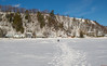 Fleuve Saint-Laurent, Québec, Canada - 4808 (rivai56) Tags: villedequébec québec canada ca fleuvesaintlaurent glace river hiver winter sony sillery marche sur la du fleuve