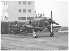 1:72 Mitsubishi J2M3 'Raiden' (Allied Codename 'Jack'); aircraft 'BI-02', operated by the Allied Technical Air Intelligence Unit - Southeast Asia (ATAIU-SEA); RAF Seletar (Singapore), Dec. 1945 (modified 1977 Hasegawa kit) (dizzyfugu) Tags: 172 mitsubishi j2m3 jack raiden 雷電 thunderbolt green imperial japanese army navy aviation fighter interceptor ataiu sea allied technical air intelligence unit southeast asia raf seletar british malaya singapore test trial evaluation 1945 postwar pow bounty royal force inteceptor modellbau dizzyfugu hasegawa model kit plastic arawasi wild eagles blog contest opposites attract 007