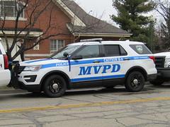 MVPD (Evan Manley) Tags: mount vernon ohio policedepartment police nypd new york department mvpd lawenforcement fordexplorer