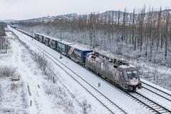MÁV 470 001 (Paha Bálint) Tags: máv470 siemenstaurus taurus freighttrain train