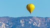 Hot Air Balloon Over Mt. Lemon (gilamonster8) Tags: blue hot air balloon sky mountain 7dmarkii explore eos explored ef400mm56l flickrelite