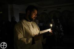 Всенощное бдение в канун Недели 32-й по Пятидесятнице