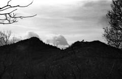 """""""ouvrir le paysage"""" (hugobny) Tags: sur les chemins noirs sylvain tesson ilford hp5 caffenol pentax p30 argentique analogue analog cl vialas cévennes génolhac smc 55mm f18"""