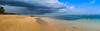 Tormenta (Javier Gómez-Ferrer) Tags: beach playa dominicana laespañola repúblicadominicana landscape paisaje mar costa cielo nubes sky clouds storm canon tormenta pano panorama panoramica