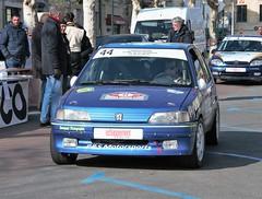 #44 Peugeot 106 xsi (kinsarvik) Tags: castillonlabataille gironde bordeauxaquitaineclassic rallye rally