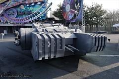 Combat Assault Tank (Disneyland Dream) Tags: combat assault tank disney star wars disneyland paris season force saison 2018 walt studios production courtyard