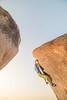 hanging on goan corner (sami kuosmanen) Tags: kiipeily bouldering boulder boulderointi man mies luonto light hampi india intia asia taivas travel expression emotion climbing colorful creative sky flash