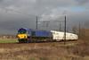 HSL 653-03 @ Ekeren (Peter Van Gestel) Tags: hsl beacon class 66 klaas blauw blauwe suiker lillo ekeren lijn ligne 27 antwerpen salaad weg