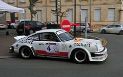 #04 Porsche 911 SC - 02 (kinsarvik) Tags: castillonlabataille gironde bordeauxaquitaineclassic rallye rally