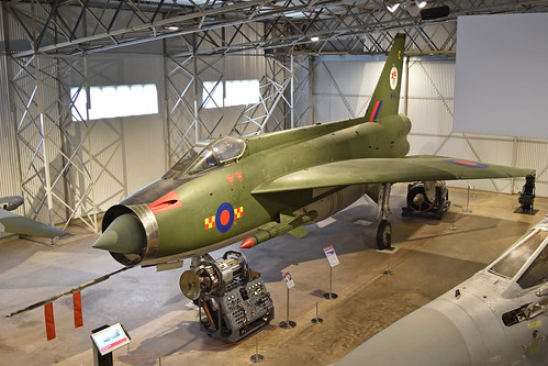 English Electric Lightning F.2A 'XN776 / C'