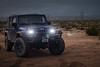 Wrangler I (Skyrocket Photography) Tags: jeep wrangler rubicon storm tucson arizona dan santamaria skyrocket photography blue sexy rugged mudding off road vehicle