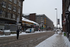 The beast hits Glasgow (5) (daniel0685) Tags: snow cold winter thebeastfromtheeast snowing snowday snowy glasgow scotland scottishwinter uk