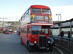 RT3251 LLU610 (PD3.) Tags: rt3251 rt 3251 llu610 llu 610 aec regent london transport ensign ensignbus purfleet essex lakeside upminster bluewater gravesend grays bus buses tilbury vintage heritage