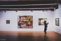 Im Drents Museum, Assen (Niederlande)
