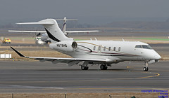N678HB LEMD 10-01-2018 (Burmarrad (Mark) Camenzuli Thank you for the 10.8) Tags: airline private aircraft bombardier bd1001a10 challenger 350 registration n678hb cn 20622 lemd 10012018