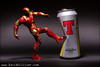 Tin Man (II) (Pikebubbles) Tags: davidgilliver davidgilliverphotography ironman marvel marvelcomics marvellegends creative creativephotography toys toy toyart miniature miniatures miniatureart toyphotography toyphotographer tennents scottish scotland can drink beverage alcohol
