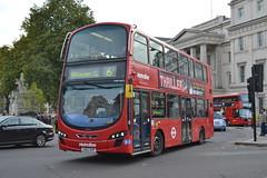 Metroline VW1402 LK62DVP (Will Swain) Tags: hyde park corner 28th october 2017 greater london capital city south east bus buses transport travel uk britain vehicle vehicles county country england english metroline vw1402 lk62dvp