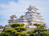 Himeji Castle (TeunJanssen) Tags: himeji castle japan osaka spring olympus omd omdem10 pine trees dof architecture shogun worldtravel worldheritage worldtrip travel traveling 45mm