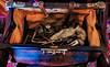 The Leather Bag (Steve Taylor (Photography)) Tags: leather bag instruments downbros madeinengland uk gb england greatbritain unitedkingdom london 221bbakerstreet bottle sherlockholmesmuseum lint forceps case