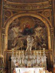Church of St Eustache, Paris (L'église Saint-Eustache) (M_Strasser) Tags: paris olympusomdem1 olympus france frankreich