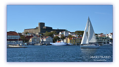 1 of 9 new for my album Marstrand. (Look in my album MARSTRAND) (1) (andantheandanthe) Tags: marstrand bohuslän westcoast sweden island carlstens fästning carlsten fortress water sea sailingboat sailboat sail sailing houses