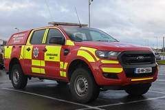 Meath County Fire & Rescue Service 2016 Ford Ranger HPMP Fire L4V 161MH3964 (Shane Casey CK25) Tags: meath county fire rescue service 2016 ford ranger hpmp 161mh3964 l4v light four wheel drive vehicle 4 all awd jeep 4x4 red yelllow battenburg bluelights blue lights lightbar emergency brigade firebrigade engine nikon d7200 officer fireman firemen firefighter firestation station fighter response crew