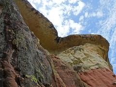 Mushroom Rock, Golden Gate National Park, Free State