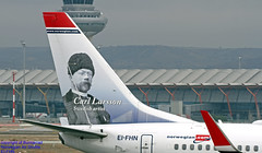 EI-FHN LEMD 10-01-2018 (Burmarrad (Mark) Camenzuli Thank you for the 10.3) Tags: airline norwegian air shuttle aircraft boeing 7378jp registration eifhn cn 39046 lemd 10012018