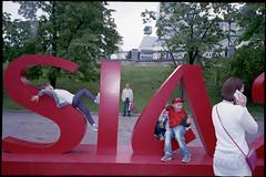 Image-269 (alexandersharr) Tags: olympusmjuii80zoompanorama agfa 400 film russia yekaterinburg 2017 epsonv600photo 35mm streetphotography