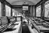 Train in decay (NL - very busy imaging and work - sorry for that.) Tags: train trainstation trains wagon montzen urbex urban verval decay decayed abandoned silverfx blackandwhite bw monochrome mono