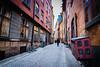 Street in Stockholm (iz.e) Tags: sweden stockholm street